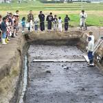 水土里の中で歴史探検①
