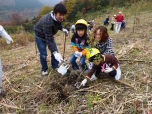 平成21年度植樹祭②