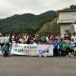 H22 岩堂沢ダム見学5