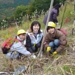 H22 二ッ石ダム植樹祭1