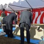 H22 大曲地区基盤整備事業安全祈願祭