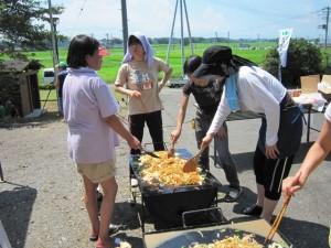 田んぼの生き物調査2011④