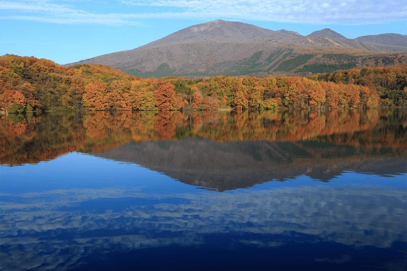 川原子の秋